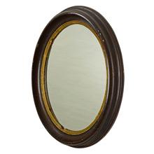 19th Century Oval Mirror c1850