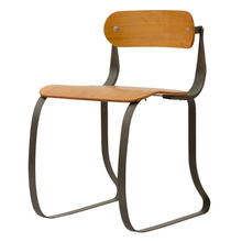 Wood and Steel IRONRITE Health Posture Ironing Chair c1938