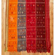 Vintage Embroidered Sivas Kilim c1925