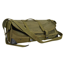 US Military Canvas Carrying Case c1944