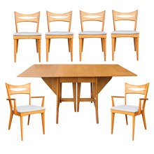 Maple Heywood Wakefield Dining Set c1955