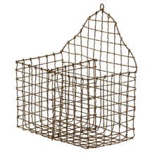 Wall-Mounted Wire Napkin Holder c1930