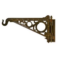 Cast Bronze Apothecary Hook by Peter Van Schaack & Sons c1895