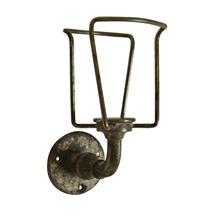 Well-Worn Wire Cup Holder c1910