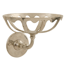 Classical Nickel-Plated Soap Dish c1925