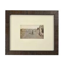 Vintage Framed Photo of Newborn Colt c1930s