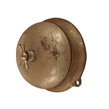 WIND-UP DOORBELL, PATENT 1897