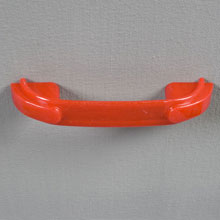 NOS Pair of Red Plastic Pulls, c1935