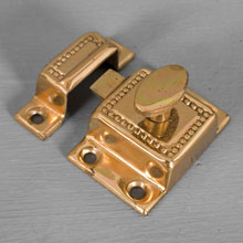 Francis Keil & Son NOS Cupboard Latch, c1920