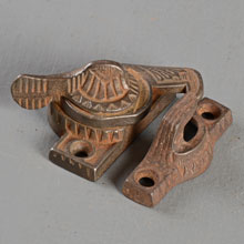 Ives' Patent Cam-Style Iron Sash Locks, c1888