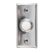 NuTone NOS Economy PB-6 Doorbell Button, c1960