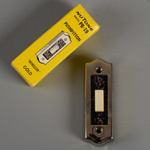 NuTone NOS Windsor PB-19 Doorbell Button, c1965