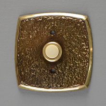 NuTone NOS Savoy Light Bell Button, c1970