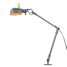 Sears Craftsman Articulated Work Bench Light, c1960