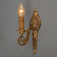 Drawing Room Candle Sconce, c1925