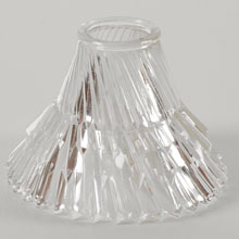 Twirly Prism Hood Shade R2275, c1900