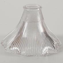 Chiffon Prism Hood Shade R2280, c1900
