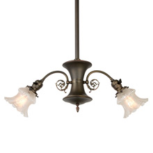 Wonderful Transitional 2-Light Fixture, C1905