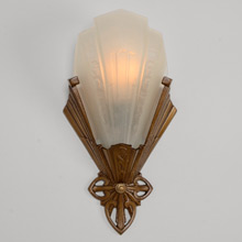 "Pair of J.C. Virden ""Rayburn"" Deco Wall Sconces, C1933"