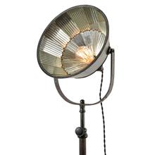 Extremely Rare 28-Mirror All-original I.P. Frink Floor Lamp c1910