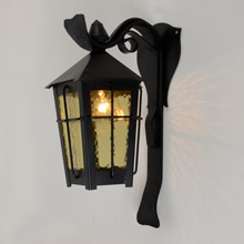 Historic Revival Storybook Lantern, c1920s