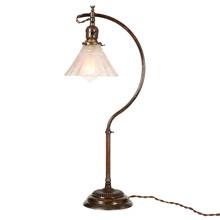 Rare No.22 Faries Adjustable Desk Lamp, C1900