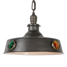 Brunswick Style Billiard Pendent Light C1915