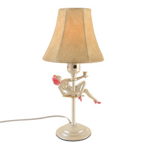 Martini Girl Boudoir Lamp C1920s
