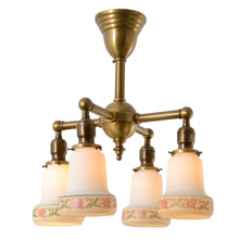 Mitchell Vance 4-Light Ceiling Fixture C1913