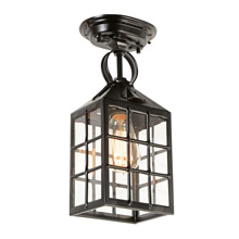 Lincoln Lighting Company Porch Lantern C1939