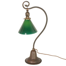 Faries Style Adjustable Desk Lamp C1895