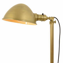 Telescoping Pharmacy Lamp by Faries c1910s