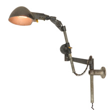 "Woodward Machine Co. ""Utilight"" Task Lamp Pat. 1943"