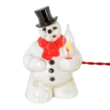 Royal Electric Company Frosty the Snowman Light C1950s