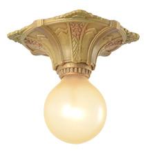Original Polychrome Art Deco Beam Light by Lincoln, C1934