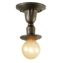 Classical Revival Beam Light, C1920s