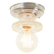 NOS Classic Bare Bulb Beam Light C1935