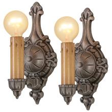 Pair of Art Deco Sconces C1928