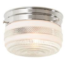 Period Basic Petite Flush Mount Light C1955