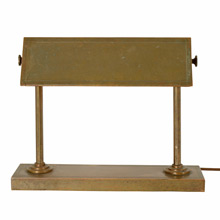 Brass Partner Desk Lamp c1930