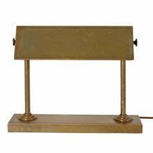 Brass Partner Desk Lamp c1930