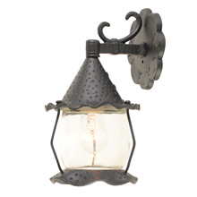 Darling HAMMERED ROMANCE REVIVAL LANTERN C1955