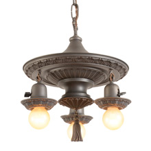 Classical 3-Light Chandelier C1915