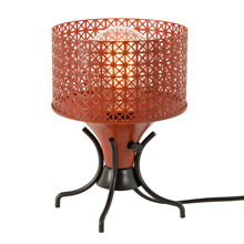 Mid-Century Asian Inspired Accent Lamp c1950s