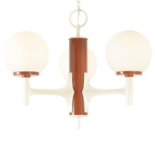 Fun-Lite Chandelier by Lightcraft  c1971