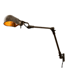 Fostoria Localite Industrial Task Lamp c1935