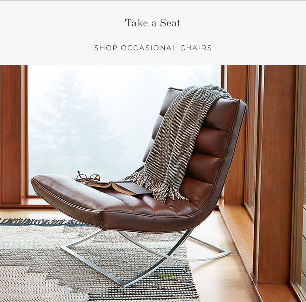 SHOP OCCASIONAL CHAIRS