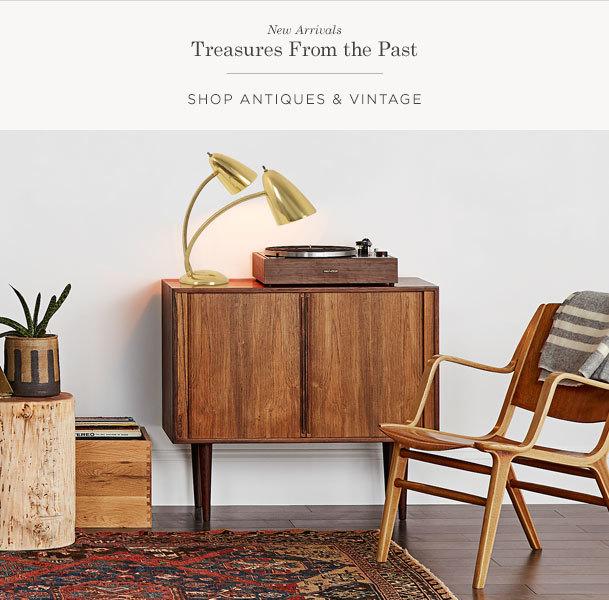 Shop Antiques & Vintage New Arrivals