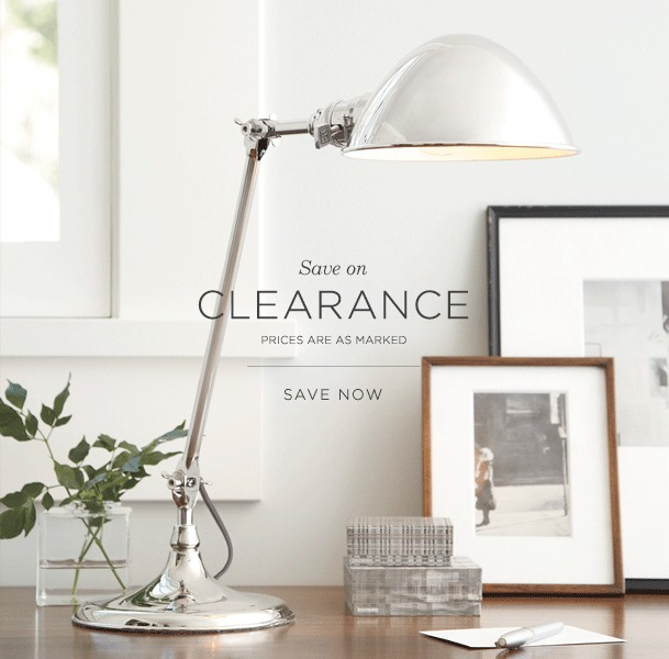 Save on Clearance
