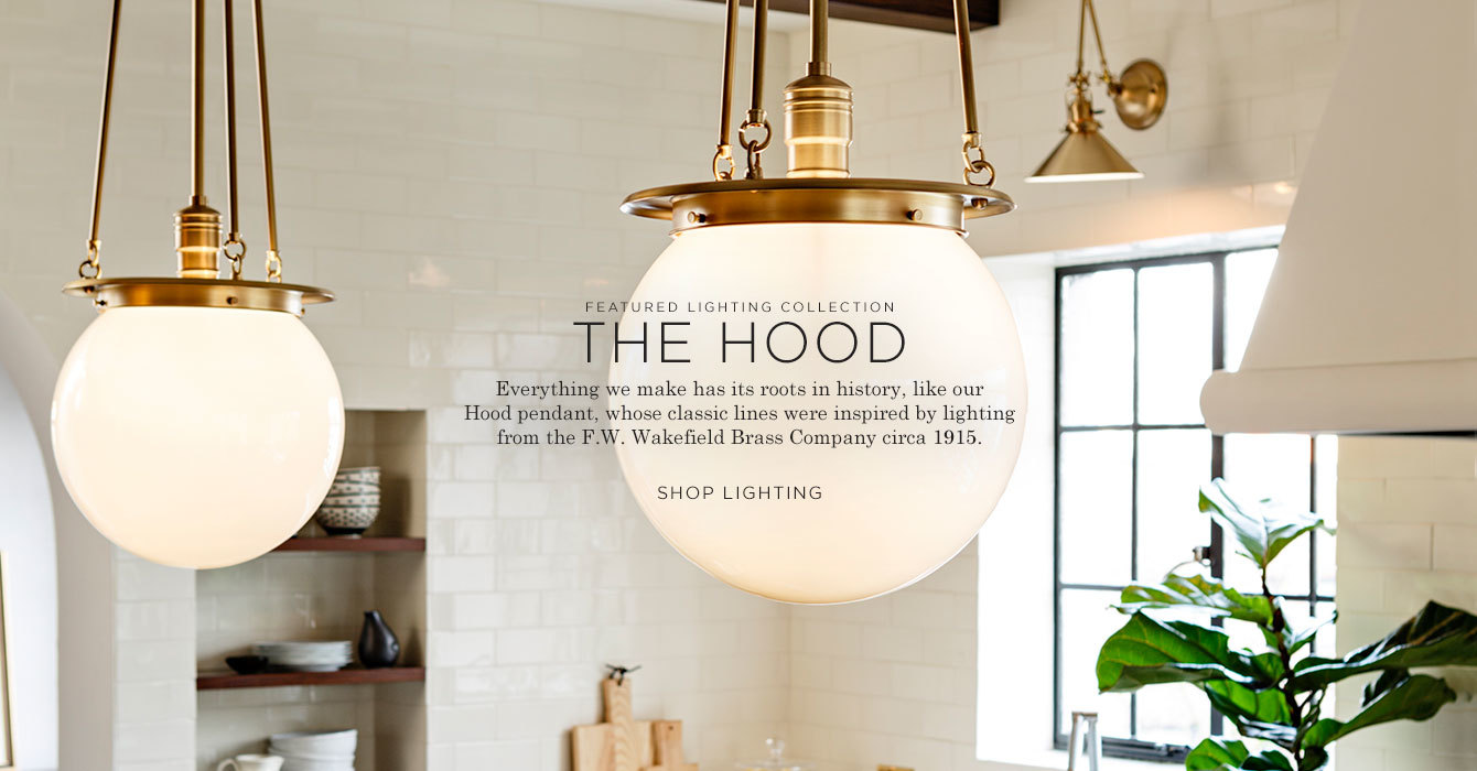 Featured Lighting: The Hood